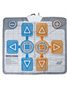 Non-Slip Party 2 Dancing Pad Mat for Nintendo Wii GameCube NGC Console Games