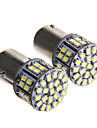 1157 6W 50x1210 SMD White Light LED Bulb for Car Brake Lamp (DC12V  2pcs)