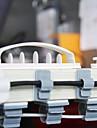 plastico adesivo coletor fio enchedor de bobina dupla face (3 tamanhos 10 pcs)