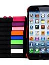 Для Кейс для iPhone 6 / Кейс для iPhone 6 Plus со стендом Кейс для Задняя крышка Кейс для Плитка Твердый TPUiPhone 6s Plus/6 Plus /