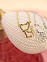 Fashion Sweet Cat Pendant Short Necklace