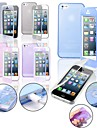 Touch TPU Soft Full Body Cover Case for iPhone 5/5S (Assorted Colors)