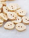 жуки ЗАПИСКИ scraft швейные поделки деревянные кнопки (10 шт)