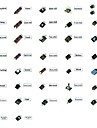 Конечная 37 в 1 сенсорные модули комплект для Arduino&MCU пользователей образование 37 модулей