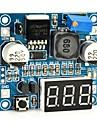 """LM2596 постоянного тока в модуле понижающего DC Вт / 3-значный 0,45 """"цифрового дисплея трубки"""