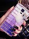 gelé graderade diamant räv huvud mönster silikon bak skal till Samsung Galaxy S4 i9500 (blandade färger)
