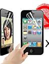 아이폰 4 / 4S를위한 매트 화면 보호기 (3 개)