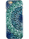 Blue and White Porcelain Pattern Hard Back Case for iPhone 6 Plus