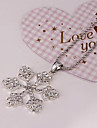 Silver Pendant Necklaces Alloy Wedding / Party / Daily / Casual / Sports Jewelry