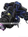 Otsalamput LED 3 Tila 2200 Lumenia Vedenkestävä / ladattava 18650Telttailu/Retkely/Luolailu / Päivittäiskäyttöön / Pyöräily / Metsästys /