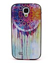 Oil Painting Pattern Back Case Cover for Samsung Galaxy S4 I9500