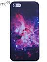 아이폰 5/5S를위한 성운 그림 폴리 카보네이트 뒤 케이스