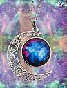 Eruner®Galactic Cosmic Moon Necklace