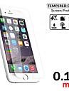 9h 0.15mm præmie anti-splintres skærm hærdet glas beskyttende film til iphone 6s plus / 6 plus
