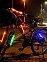Lampes Frontales Eclairage de Velo / bicyclette Lampe Avant de Velo Lampe Arriere de Velo Eclairage pour roues de velo Eclairage securite