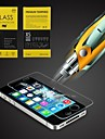 hd sottile chiaro a prova di esplosione ultra vetro temperato copertura della protezione dello schermo per iPhone 4 / 4S