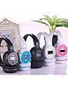 B570 sem fios Bluetooth 4.0 streo sobre headset ouvido com microfone para iphone6 e outros