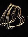 Earring Heart Drop Earrings Jewelry Women Wedding / Party / Daily / Casual / Sports Alloy