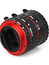 Colorful Metal Electronic TTL Auto Focus Focus AF Macro Extension Tube Ring for Canon EOS EF EF-S 60D 7D 5D II 550D