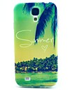 Holiday Resort TPU Soft Case for Samsung Galaxy S4 Mini I9190