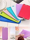 Candy Shell Pattern TPU Soft Back Cover Case for iPhone 6s 6 Plus