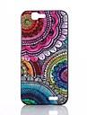 Multicolor Mandala Flower Pattern PC Hard Back Cover Case for Huawei Ascend G7