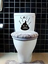 Decoration de baignoire Toilettes / Baignoire / De Douche Plastique Multifonction / Ecologique / Cadeau