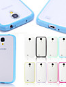 BIG D Matte Soft Bolder Case for Samsung Galaxy S4 I9500