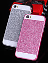 Solid Bling Glitter Back Cover Case for iPhone 6(Assorted Colors)