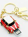 8gb lecteur flash USB de style de voiture en métal (couleurs assorties)