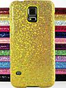 삼성 갤럭시 S5 i9600에 대한 반짝이 가루 디자인 패턴 커버 하드 보호 하드 커버
