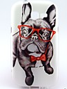 For Samsung Galaxy Case Pattern Case Back Cover Case Dog TPU Samsung Trend Lite