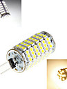 12W G4 LED Mais-Birnen T 120 SMD 3528 1200 lm Warmes Weiss / Kuehles Weiss DC 12 V 1 Stueck