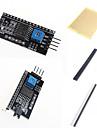 IIC / I2C / адаптер интерфейса доска LCD1602 и аксессуары