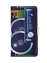 Pour Samsung Galaxy Coque Porte Carte Avec Support Clapet Motif Coque Coque Integrale Coque Dessin Anime Cuir PU pour Samsung Xcover 3