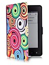 6 Inch Conch Pattern PU Leather Case with Magnetic Buckle for Amazon Kindle Paperwhite