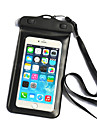 Swimming Phone Pouch 20M Waterproof Phone Bag with Lanyard for iPhone 6/6Plus/5/5S/5C and Others