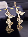Women\'s Drop Earrings Costume Jewelry Alloy Animal Shape Drop Butterfly Jewelry For Wedding Party Daily Casual