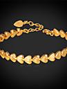 Homme Femme Chaines & Bracelets Charmes pour Bracelets Platine Plaque or Alliage Amour Bijoux Pour Mariage Soiree Quotidien Decontracte