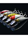 5 штук Жесткая наживка / Воблер прогонистой формы / Мормышки в наборах / Рыболовная приманкаМормышки в наборах / Жесткая наживка / Воблер