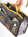 "Toiletry BagForTravel Storage Fabric 11""*6.5""*3.9""(28cm*16.5cm*10cm)"