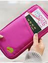 Multi-function Passport Package Wallet Certificate Bag