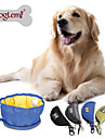 Portable Folding Waterproof Pet Dogs Bowl PD60003 Outdoor Travel