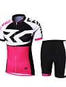 Completi/Tuta da ginnastica/Jersey - Pantaloncini/3/4 Collant - Campeggio e hiking/Attivita ricreative/Ciclismo - Per donna/unisex -