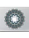 flor circular 21 adesivo decorativo pele para o ar macbook / pro / Pro com tela retina