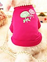 Dog / Cat Shirt / T-Shirt Rose Summer Pearl Wedding / Cosplay