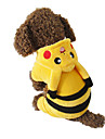 Dog Costume / Hoodie / Clothes/Jumpsuit Yellow Dog Clothes Spring/Fall Cartoon Cosplay