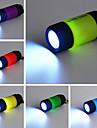 Mini trousseau lampe de poche rechargeable usb conduit de lumiere de nuit (couleur aleatoire)