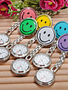 Women\'s Watch Fashion Colorful Smiling Face Pattern