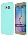 magic mate ultra-suave TPU caso fina spider®candy de cor para Samsung Galaxy S6 borda borda + / S6 / S6 (cores sortidas)